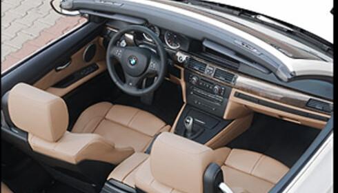 BMW M3 klar som kabriolet