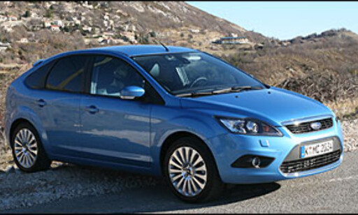 image: Ford Focus facelift