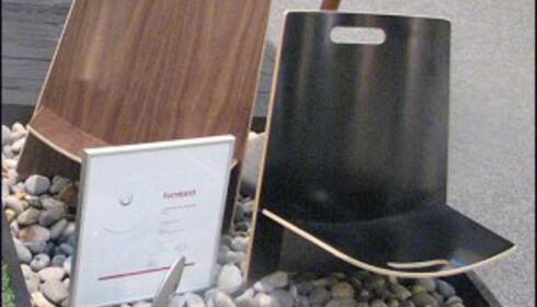 <i>Lean</i> fra Trip Trap vant årets designpris på Formland.