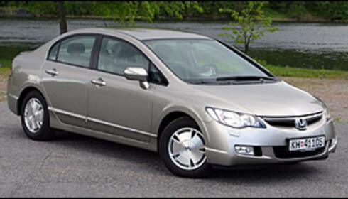 109 GRAM: Honda Civic Hybrid