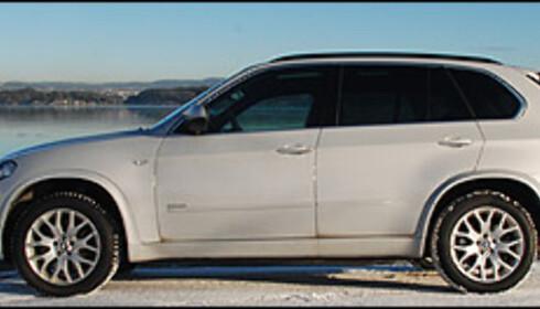 TEST: BMW X5 med superdiesel