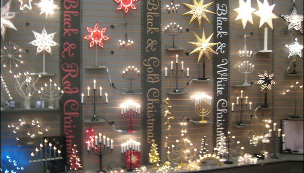 Star Trading har noe for enhver julesmak.