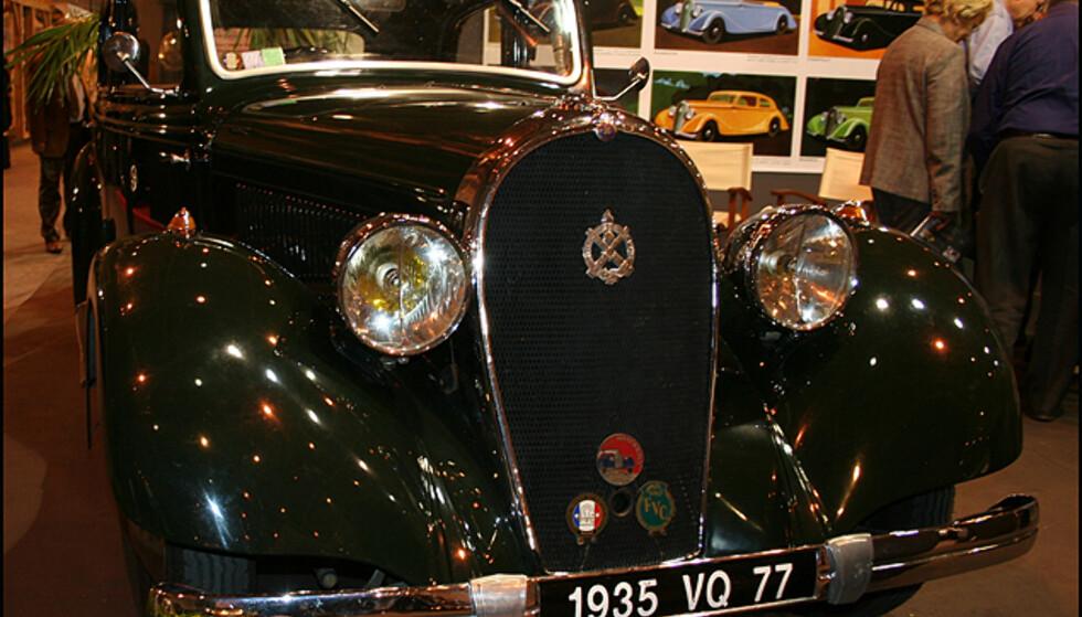 Hotchkiss 411 Cabourg - 1935
