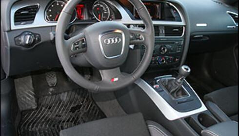 TEST: Billigste Audi A5