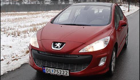 TEST: Peugeot 308 1.6 HDi - ny kompaktfavoritt