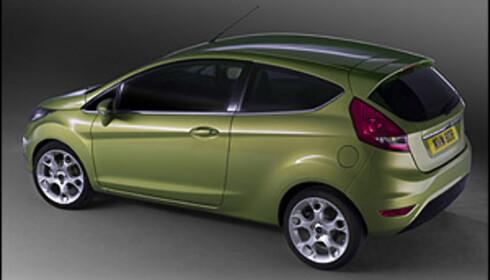 Ny Ford Fiesta offisiell