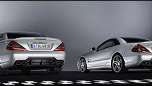 Nye kransekaketopper fra Mercedes