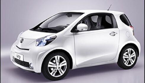 Toyota avslører ny modell
