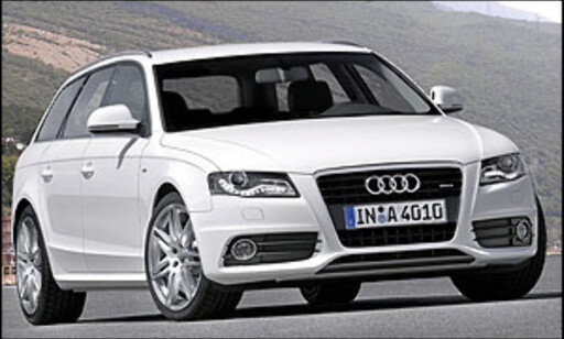 image: Nye biler som nærmer seg