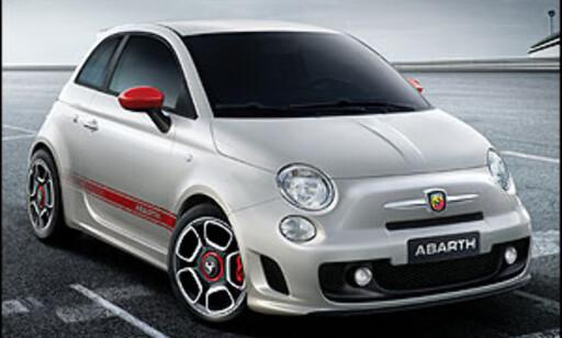 """image: Fiat 500 """"versting"""""""