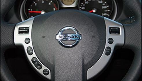 TEST: Nissan Qashqai - topputgaven