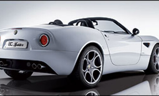 image: Verdens mest sexy bil