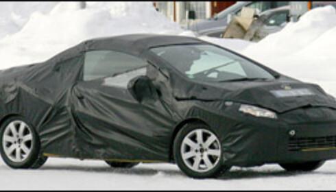 Peugeot 308 snart som kabriolet
