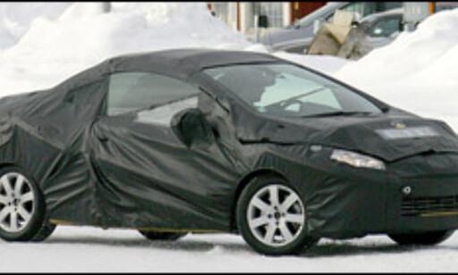 image: Peugeot 308 snart som kabriolet