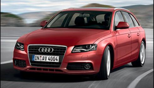 Audi A4 Avant: Prisene klare