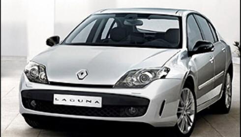 Spenstig mellomklasser fra Renault