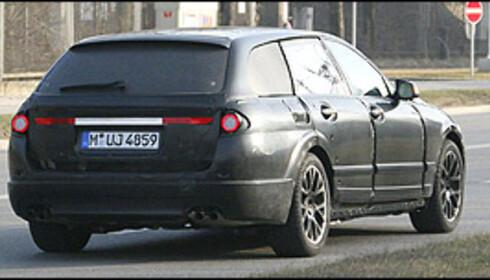 Neste BMW 5-serie stasjonsvogn
