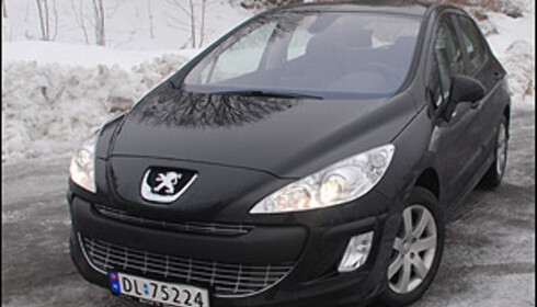 TEST: Peugeot 308 - den sprekeste