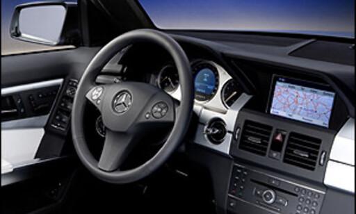 image: Mercedes GLK dieselhybrid