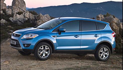 Ford Kuga: Prisene klare