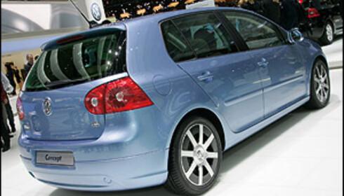 VW med Prius-konkurrent?