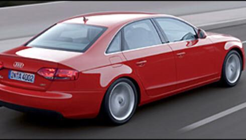 Audi A4: Ny innstegsmodell priset