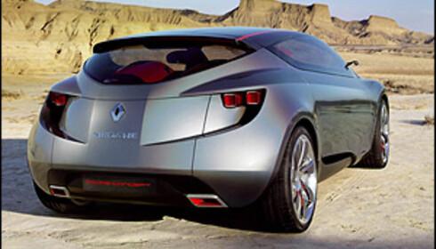Ny Renault Megane nærmer seg