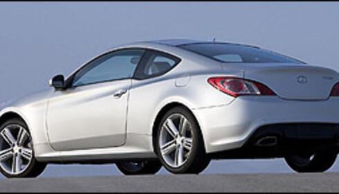 Ny kupé fra Hyundai