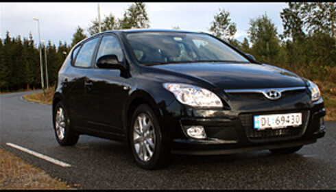 TEST: Hyundai i30 1.6 CRDi