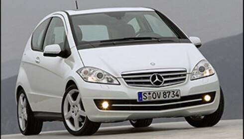 Minstemann fra Mercedes oppdatert