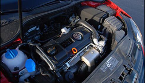 TEST: Bensinmotoren som utfordrer dieselen