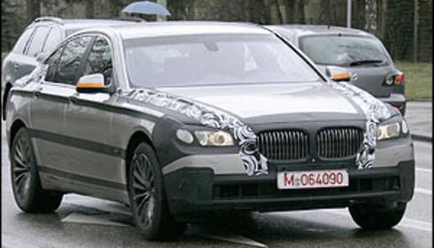 Ny BMW 7-er på plass til høsten
