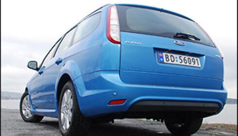 TEST: Fornyet Ford Focus i sparedrakt