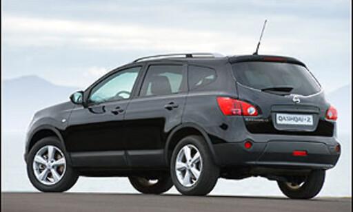 image: Ny, større Nissan Qashqai