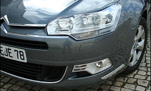 image: Nye Citroën C5 priset