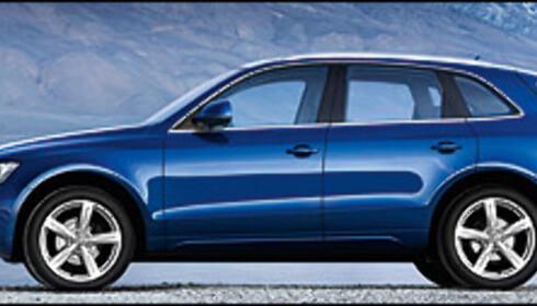 Audi Q5 offisiell