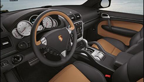 Porsche med enda råere Cayenne
