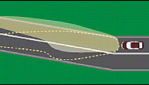 Skoda utfordrer Mercedes på frontlys-teknologi