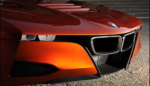 Spektakulær BMW