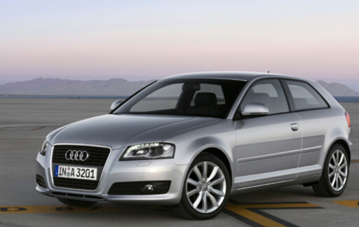 Nye Audi A3 har fått en tydeligere design som understreker bilens sporty image.