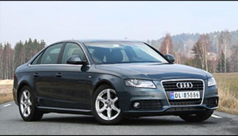 TEST: Audi A4 1.8 TFSI - et røverkjøp