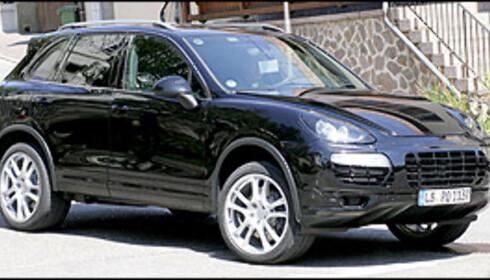 Ny Porsche-SUV på gang