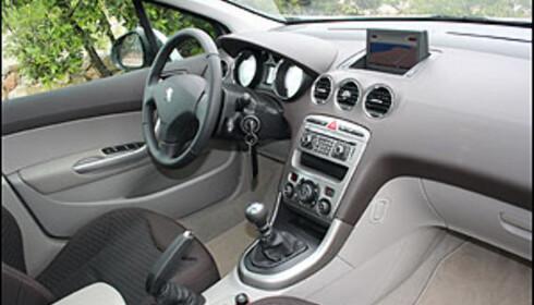 Peugeot 308 SW prøvekjørt