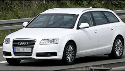 Audi A6 oppgraderes