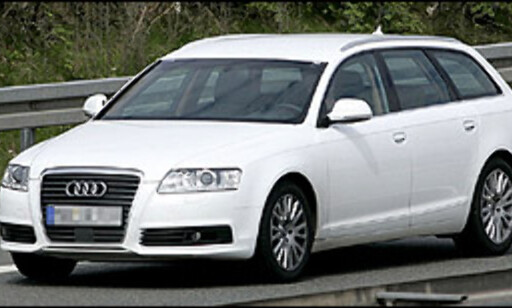 image: Audi A6 oppgraderes