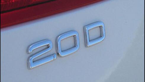 Volvo med automat på 2.0d