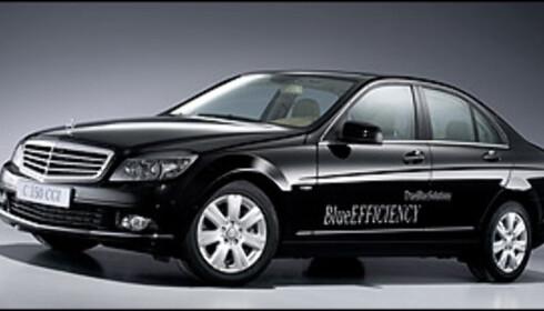 Mercedes C-klasse billigere