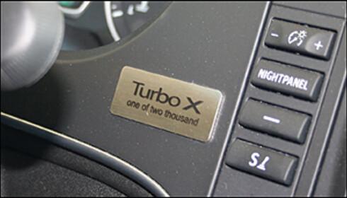 TEST: Saab 9-3 Turbo X