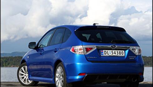 TEST: Nye Subaru Impreza WRX