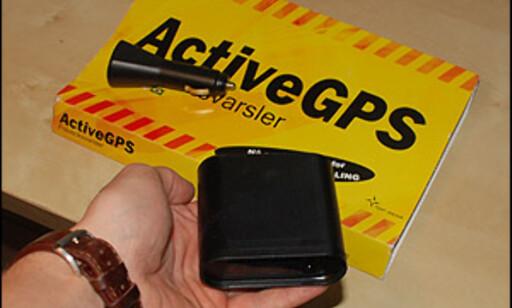 ActiveGPS er ikke blant de minste varslerne
